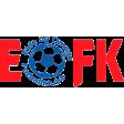 Eide og Omegn FK sin logo