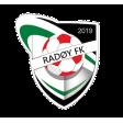 Radøy/Manger FK Blå sin logo