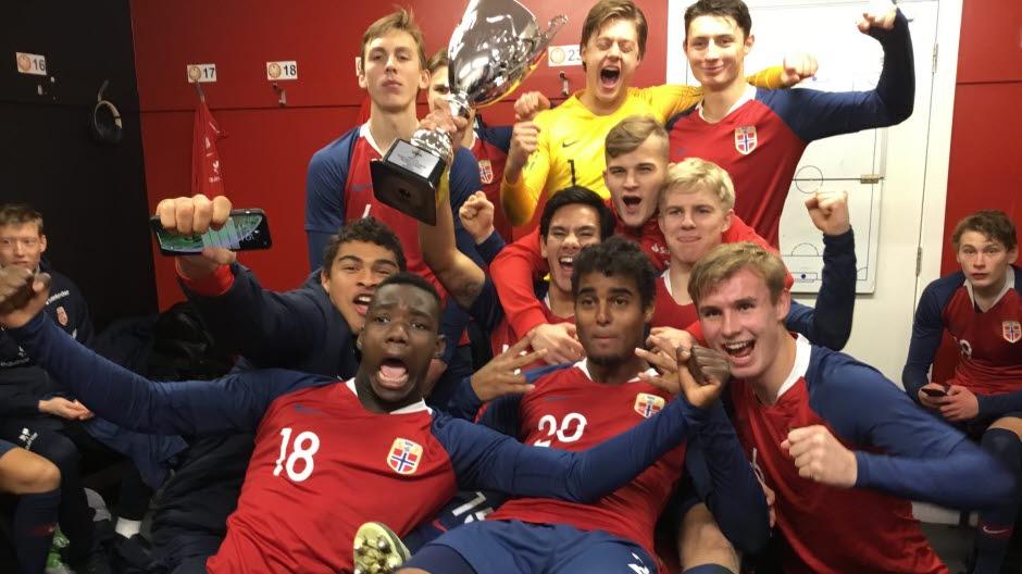 Trekning Em Kvalifisering Gutter Norges Fotballforbund