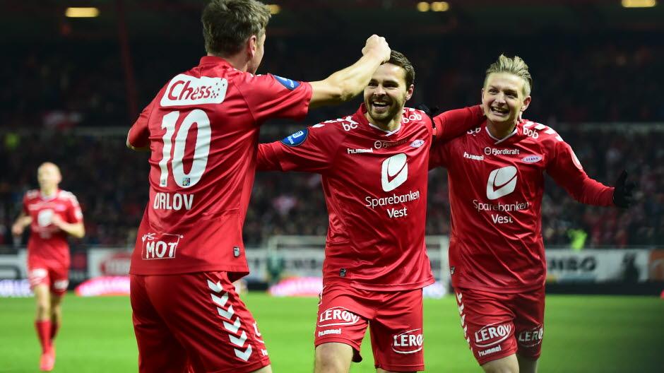 051ca2d03 Sølv til Brann - Bodø/Glimt rykker ned - Norges Fotballforbund