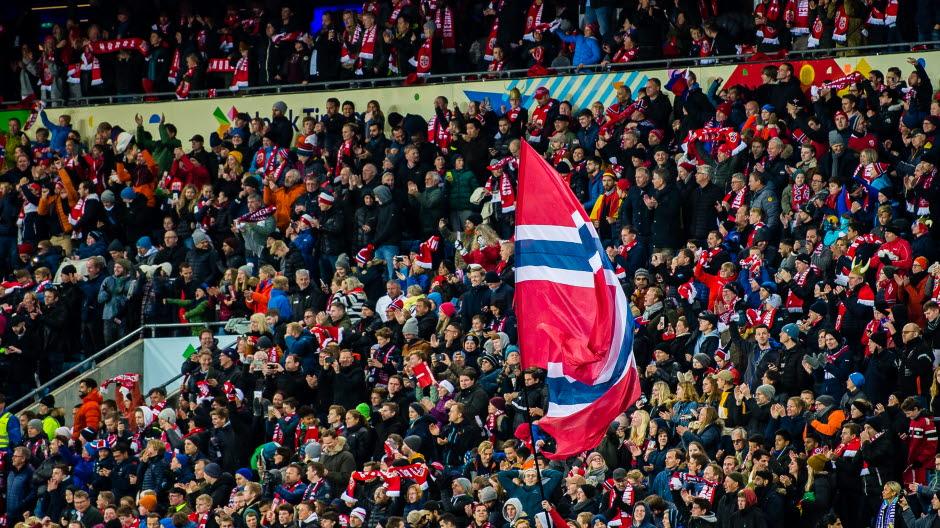 Norge Kan Komme Til A Mote England I Em 2020 Norges Fotballforbund
