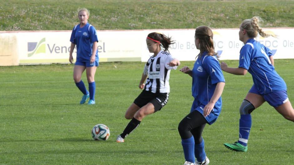 Verdens Beste Kvinnelige Fotballspiller østfold