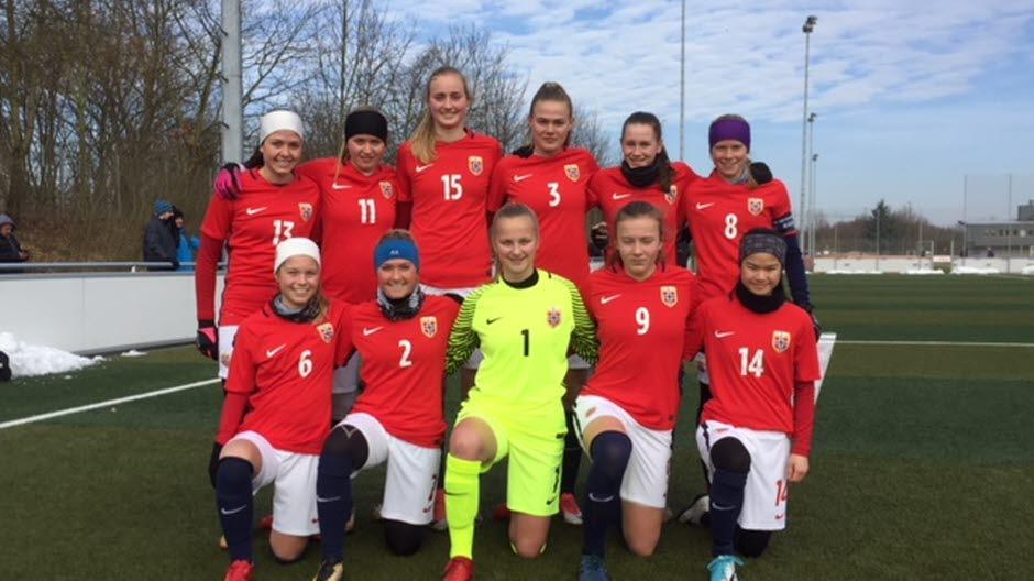 dd06df75 J17: - Vi er godt forberedt - Norges Fotballforbund