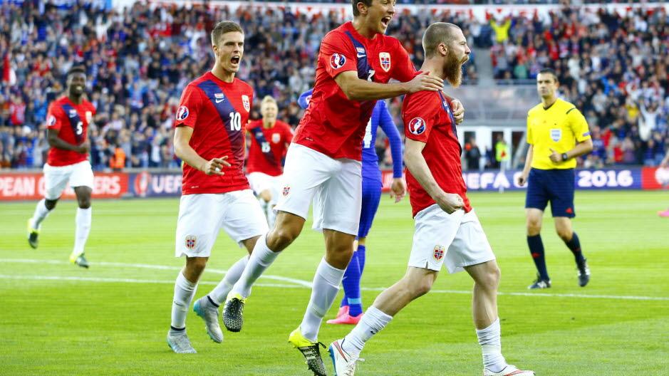 Belgia Norge