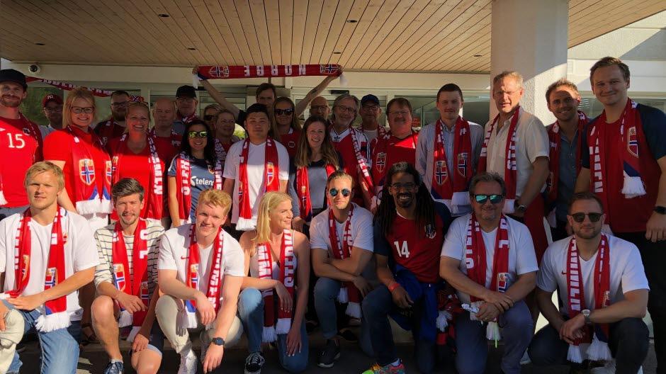 3a3c1bbd Fagsamling i Frankrike - Norges Fotballforbund