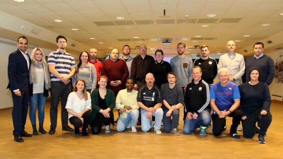 Seminar for fotballklubber med med mennesker med hørselnedsettelse