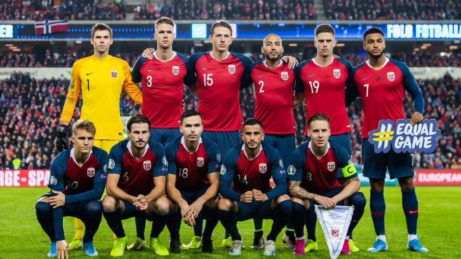 Billettinformasjon Herrelandslaget 2020 Norges Fotballforbund