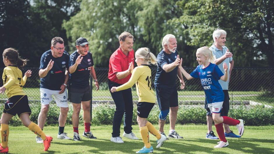 78ba0a80 IL Ivrig og Clausenengen FK/Kristiansund FK er vinnerne av årets Fair play -konkurranse