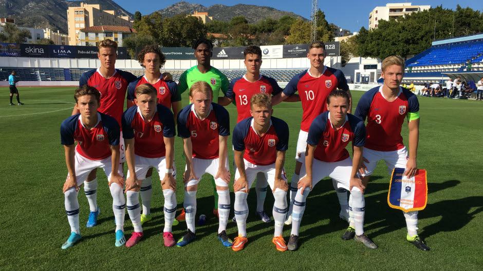 Norge Gutter 19 Norges Fotballforbund