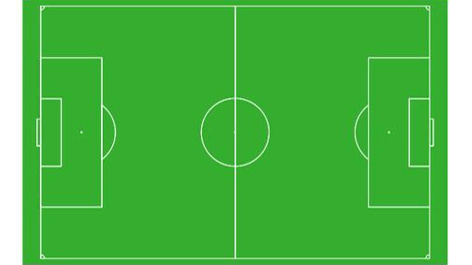 ab0c04eb Anbefalt banestørrelse for 5er fotball er 20 x 30 meter | Foto: NFF  Hordaland