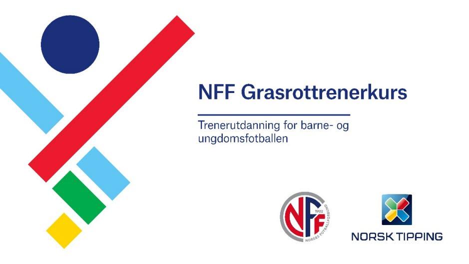 Grasrottrenerkurs bilde logo