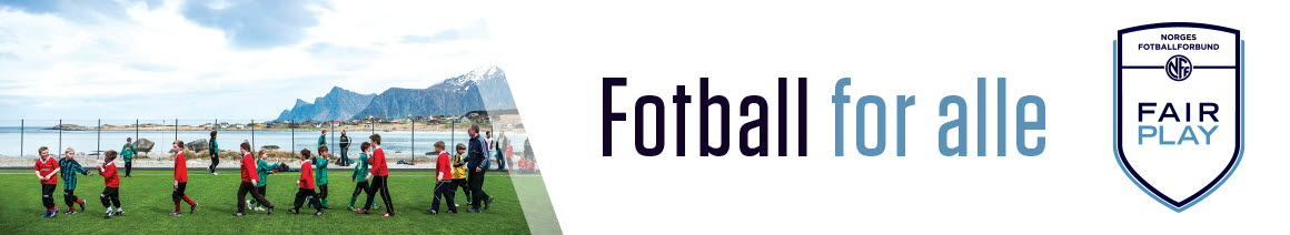38e49677 Fair play - Norges Fotballforbund