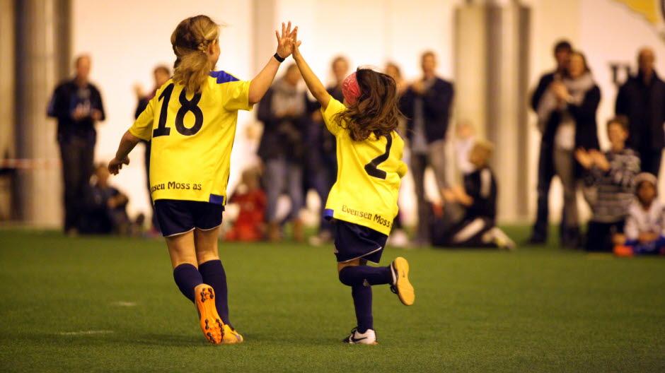ef3b8b97 NFFs jenteprosjekt: – En veldig gledelig utvikling - Norges ...