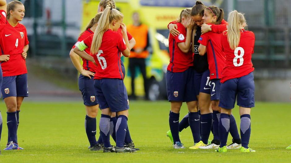 2543c43b J17-EM: Straffedrama da Norge ble slått ut - Norges Fotballforbund