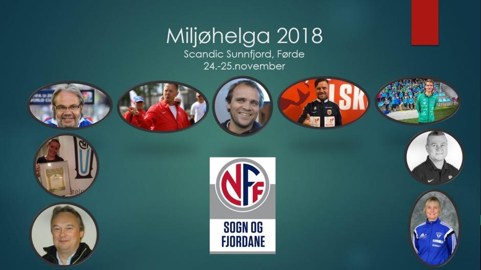 994c048f Miljøhelga 2018 - Norges Fotballforbund