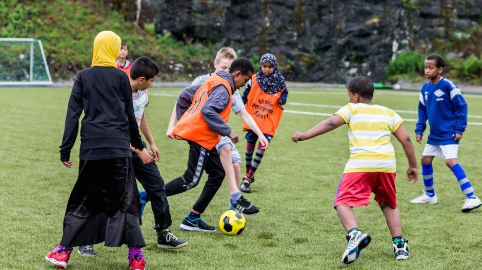 5b351fc4 Velkommen! - på fire språk - Norges Fotballforbund
