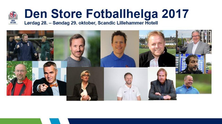 Den Norske Fotballhelga 2017